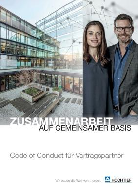 Download (PDF) -                      2018HOCHTIEF Code of Conduct for Business Partners (German edition)                 - File size: @filesize