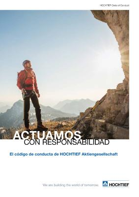 Download (PDF) -                      2019HOCHTIEF Code of Conduct (Spanish edition)                 - File size: @filesize