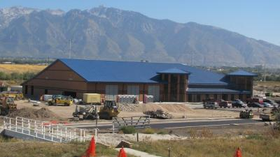 South West Jordan Valley groundwater treatment plant