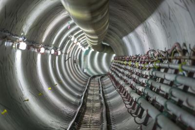 City East Cable Tunnel