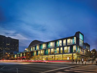 Recreation Center, Drexel University