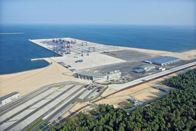 Container Terminal Gdansk