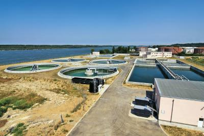 Rousse wastewater treatment plant