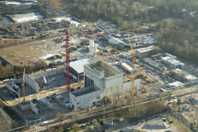 Poznan energy-from-waste facility