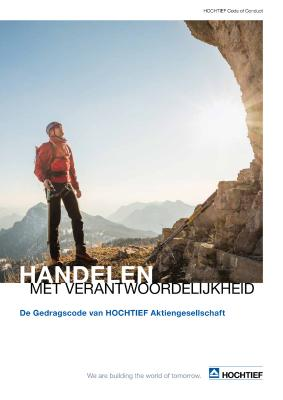 Download (PDF) -                      2019HOCHTIEF Code of Conduct (Dutch edition)                 - File size: @filesize
