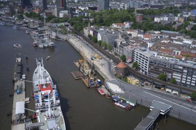 Flood protection at the Niederhafen, Lot 2