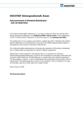 Download (PDF) -                          2008Announcement of dividend distribution                     - Dateigrösse : 0.03 MByte