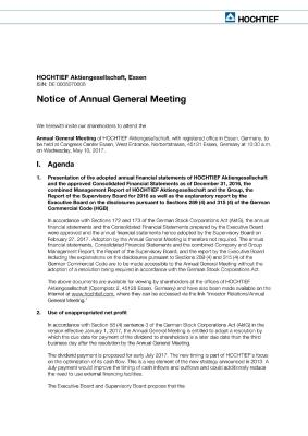 Download (PDF) -                          03.2017Invitation to the Annual General Meeting 2017                     - Dateigrösse : 0.18 MByte