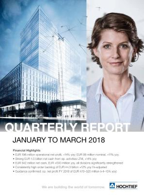 Download (PDF) -                      07.05.2018Quarterly Report January to March 2018Quarterly Report January to March 2018                 - File size : @filesize