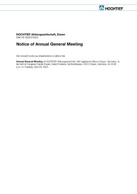 Download (PDF) -                          12.03.2020Invitation to the Annual General Meeting 2020                     - Dateigrösse : 0.16 MByte