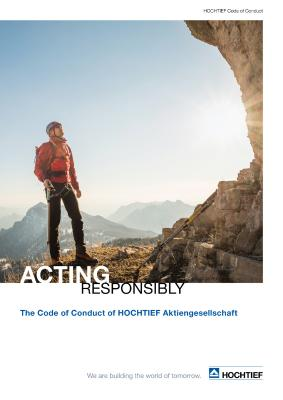 Download (PDF) -                      2019HOCHTIEF Code of Conduct (English edition)                 - File size: @filesize