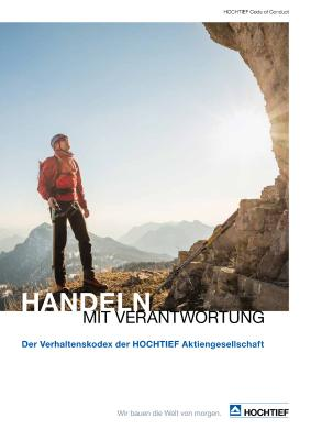 Download (PDF) -                      2019HOCHTIEF Code of Conduct (German edition)                 - File size: @filesize