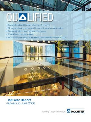 Download (PDF) -                      14.08.2008Half-Year Report 2008                 - File size : @filesize