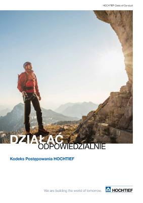 Download (PDF) -                      2013HOCHTIEF Code of Conduct (Polish edition)                 - File size: @filesize
